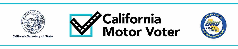 Motor Voter Banner