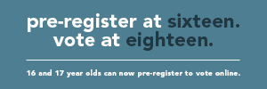 Secretary of State - Pre-Register to Vote