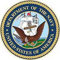Official United States Navy seal