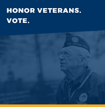 Honor Veteran Vote button link