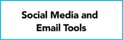 Social Media and Email Tools button link