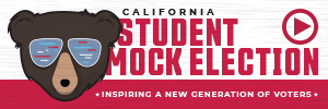 Student Mock Election Video Button