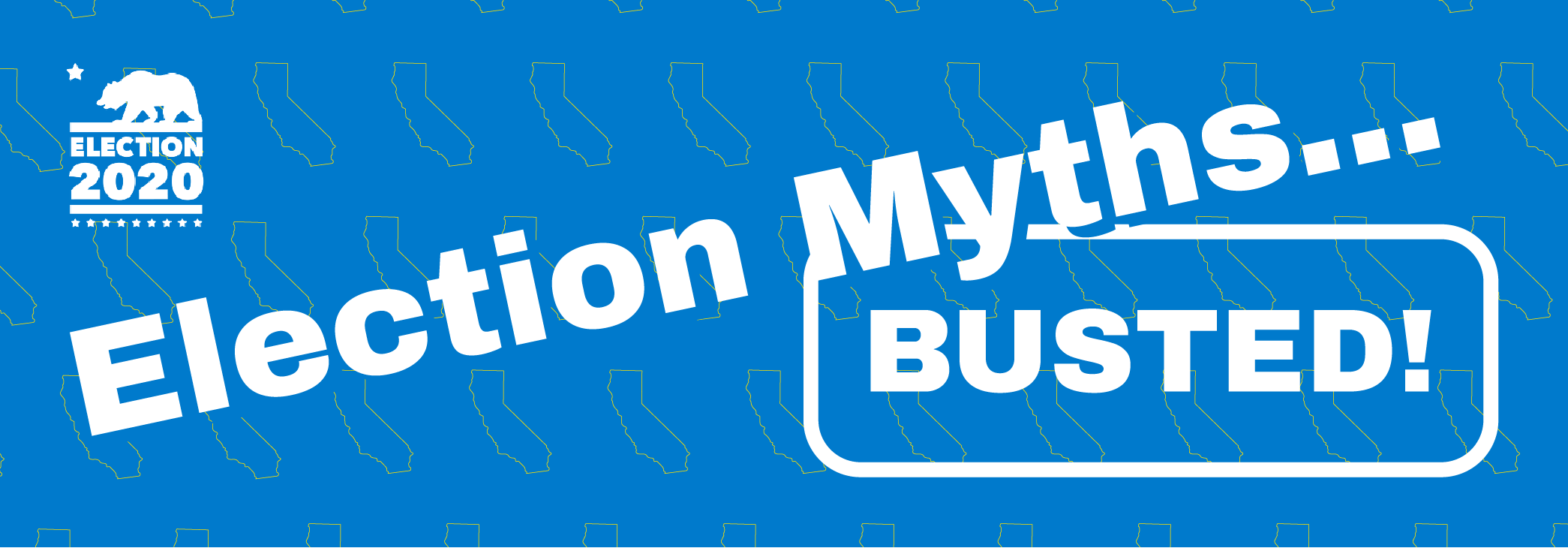 Election Myths Banner