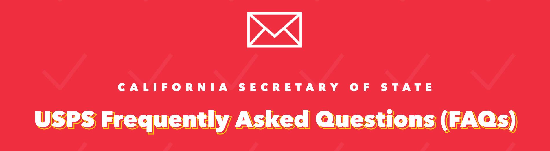 USPS FAQs
