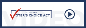 Voter's Choice Act
