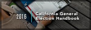 2016 General Election Handbook